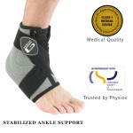 STABILIZED ANKLE SUPPORT